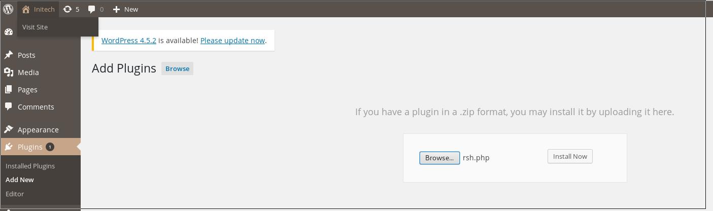 Login to WordPress with johnu0027s password and